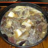 きのこ鍋コースの画像